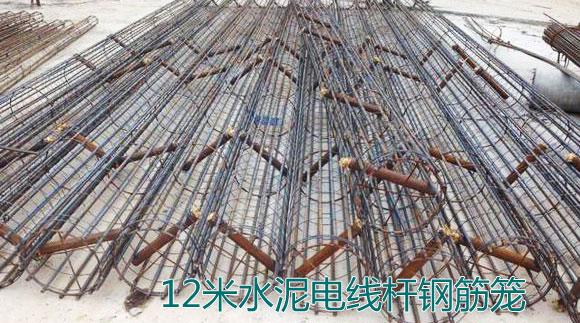 12米水泥电线杆